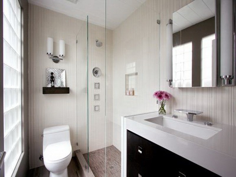 Very Small Master Bathroom Ideas