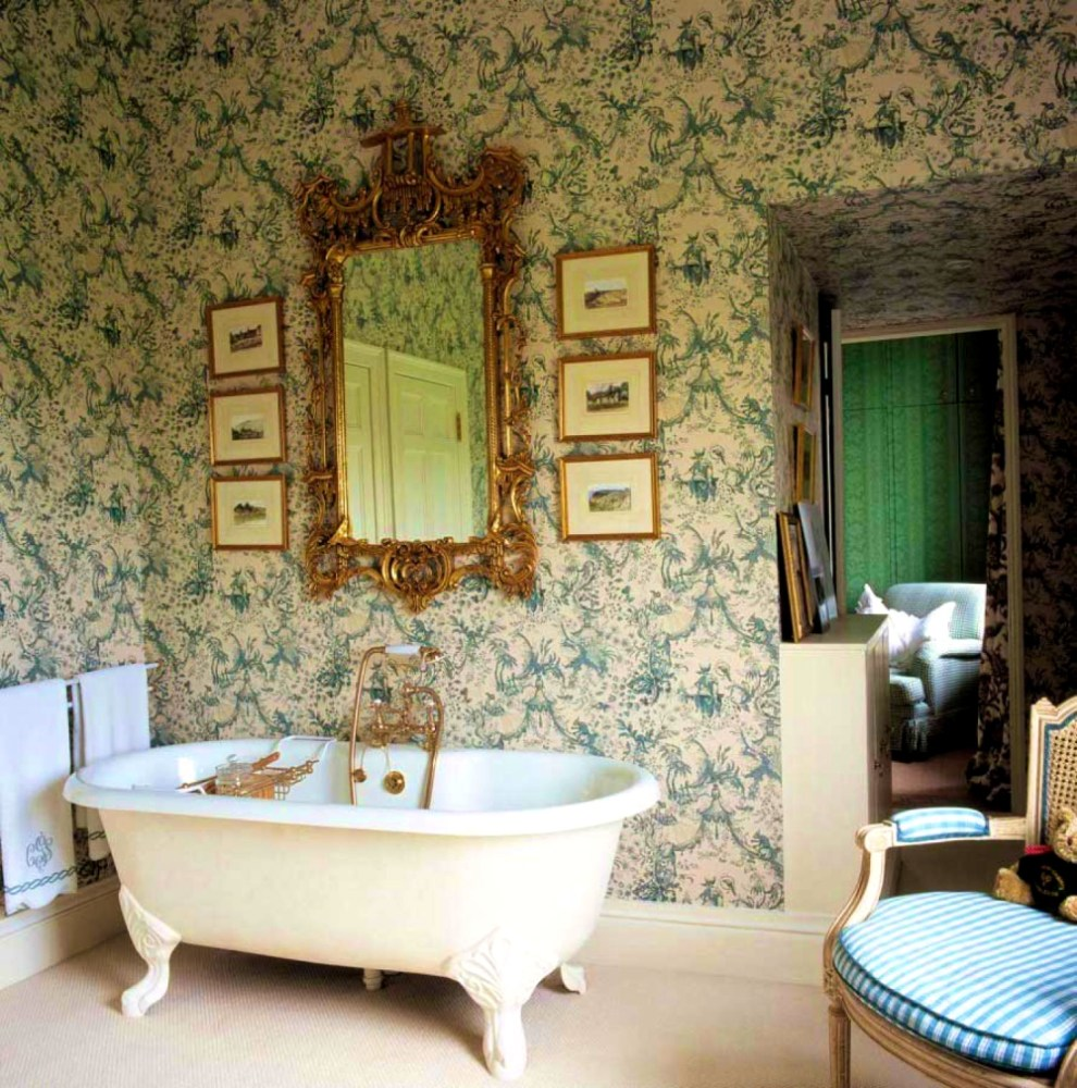 Victorian Bathroom Decorating Ideas