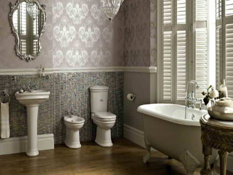 Victorian Bathroom Design Ideas