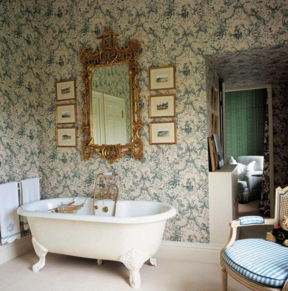 Victorian Bathroom Ideas Pinterest