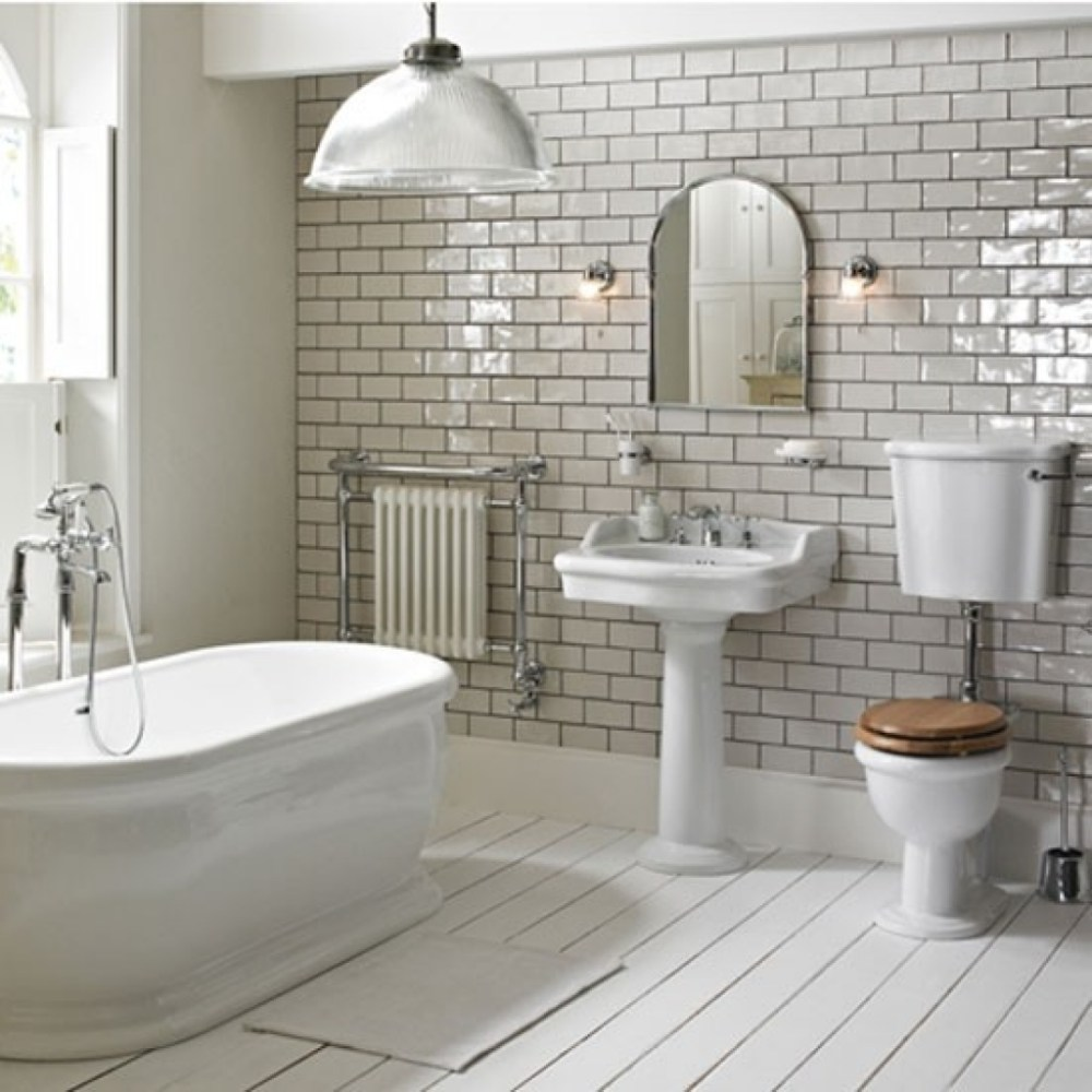 Victorian Bathroom Ideas Tiles