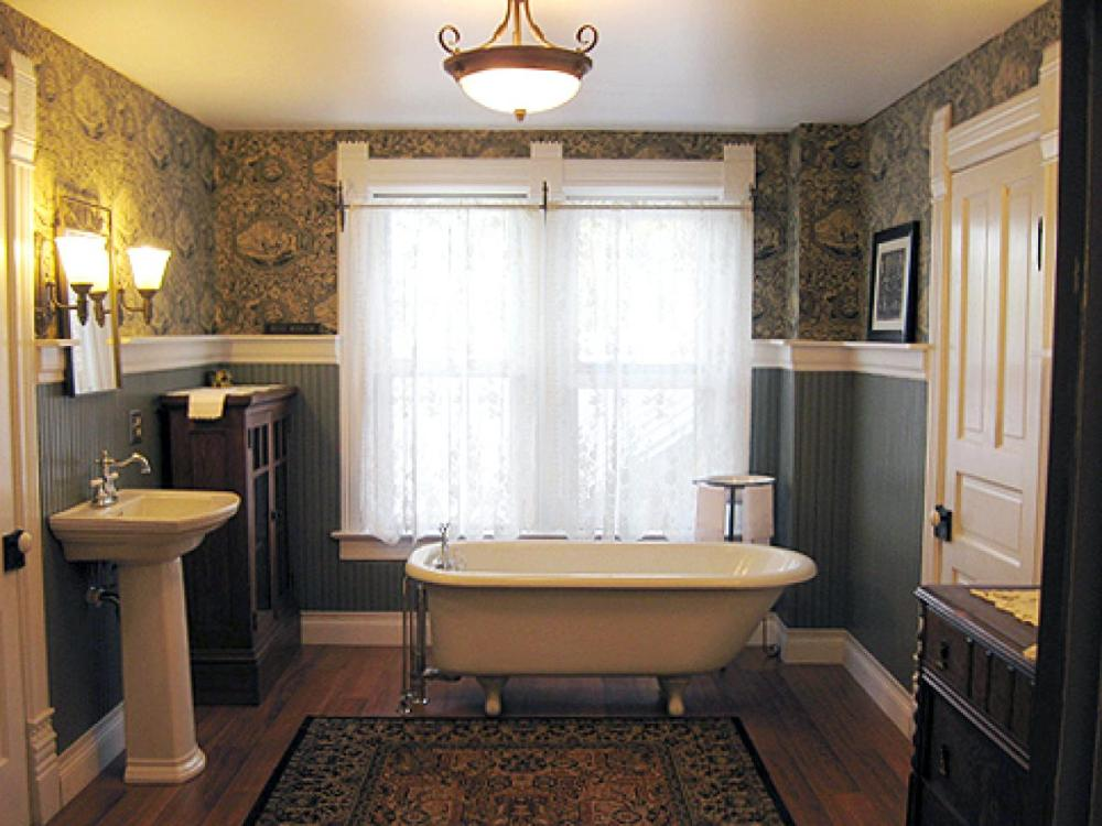 Victorian Bathroom Images