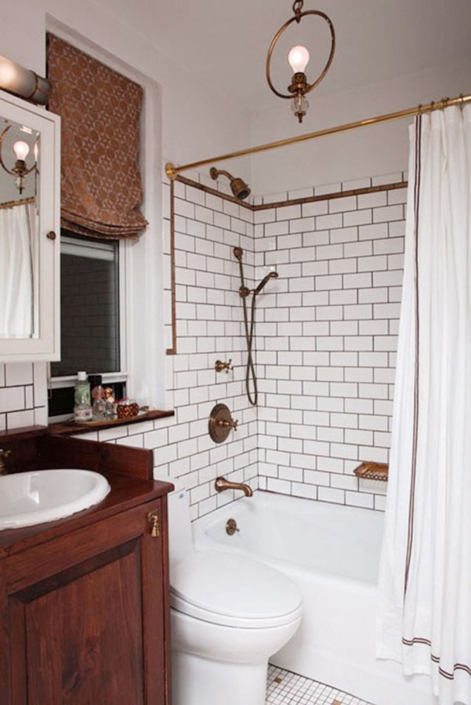 Vintage Bathroom Ideas Pinterest
