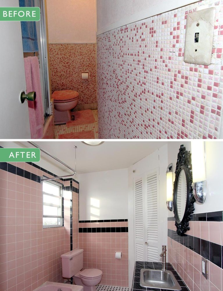 Vintage Bathroom Remodel Ideas