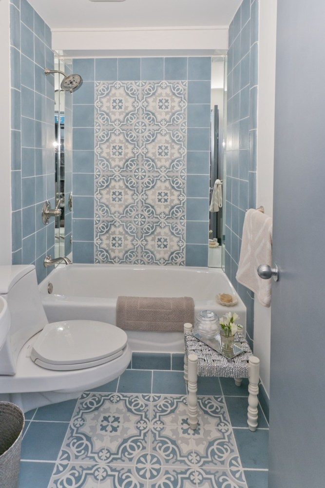 Vintage Bathroom Tile Ideas