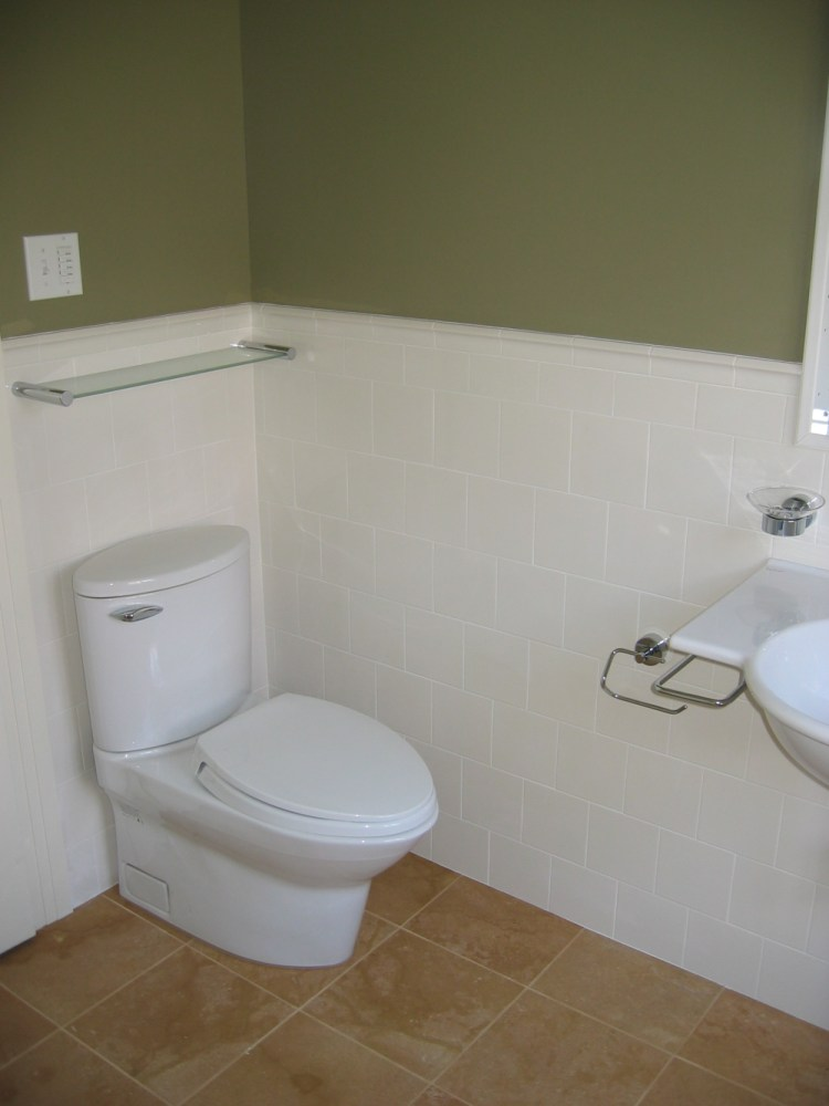 Wainscoting Bathroom Images