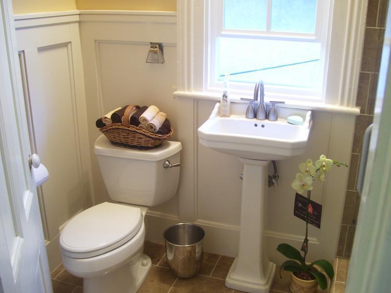 Wainscoting Small Bathroom Ideas