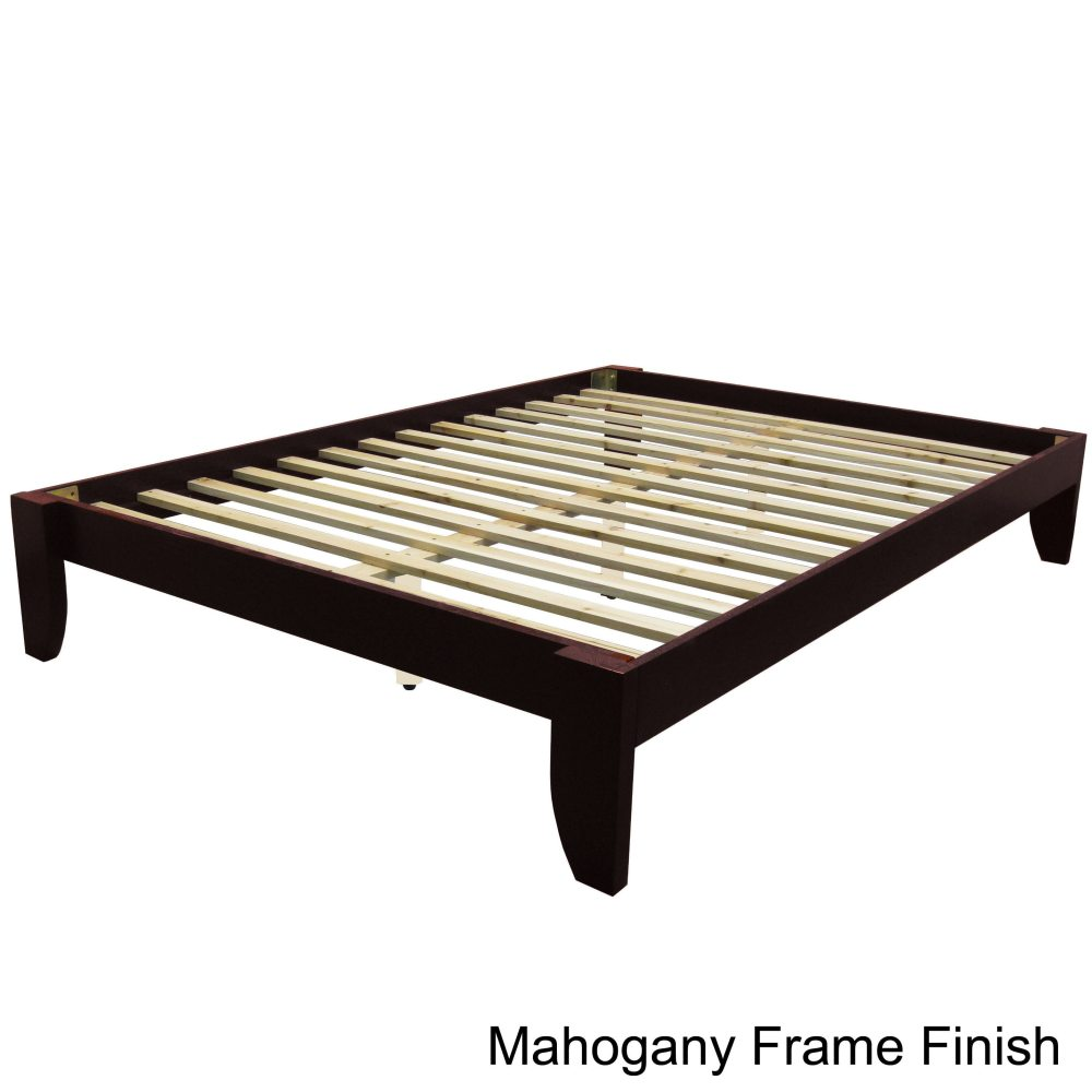 Walmart King Wood Bed Frame
