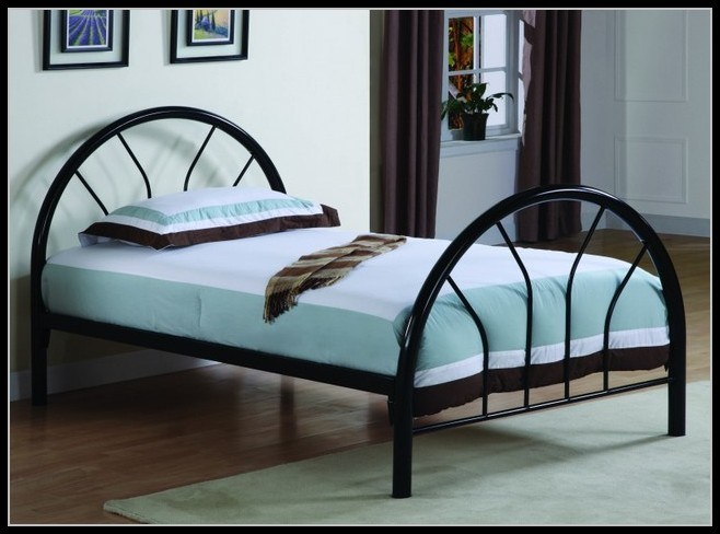 Walmart Metal Bed Frame Twin