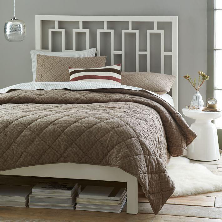 West Elm Bed Frames