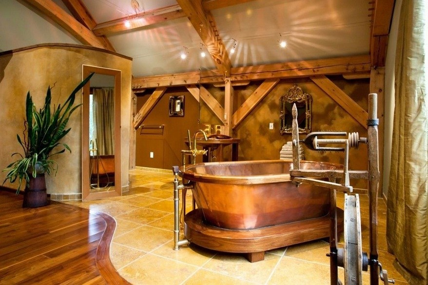 Western Bathroom Design Ideas
