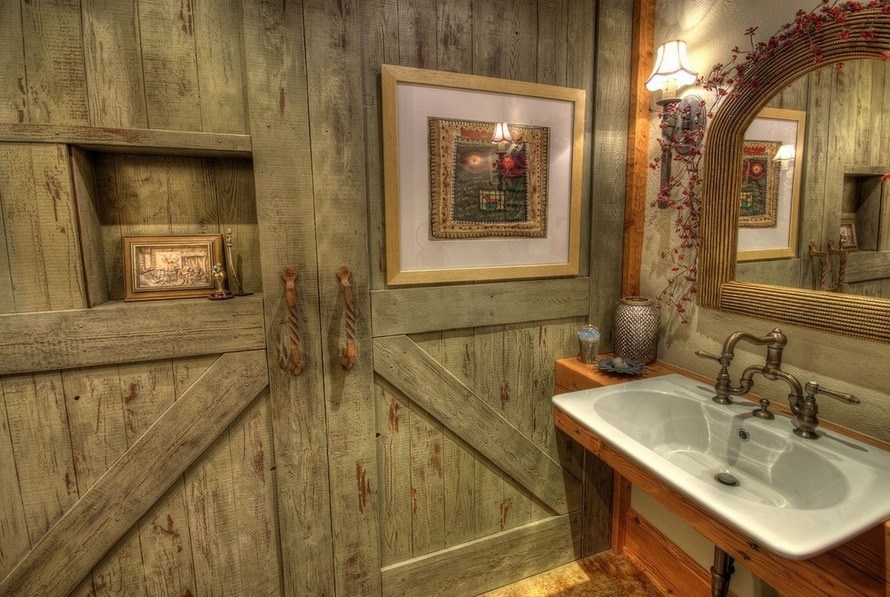 Western Style Bathroom Ideas