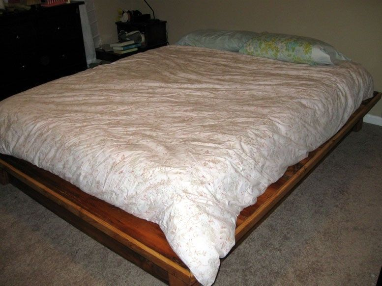 Where Can I Buy A Platform Bed Frame