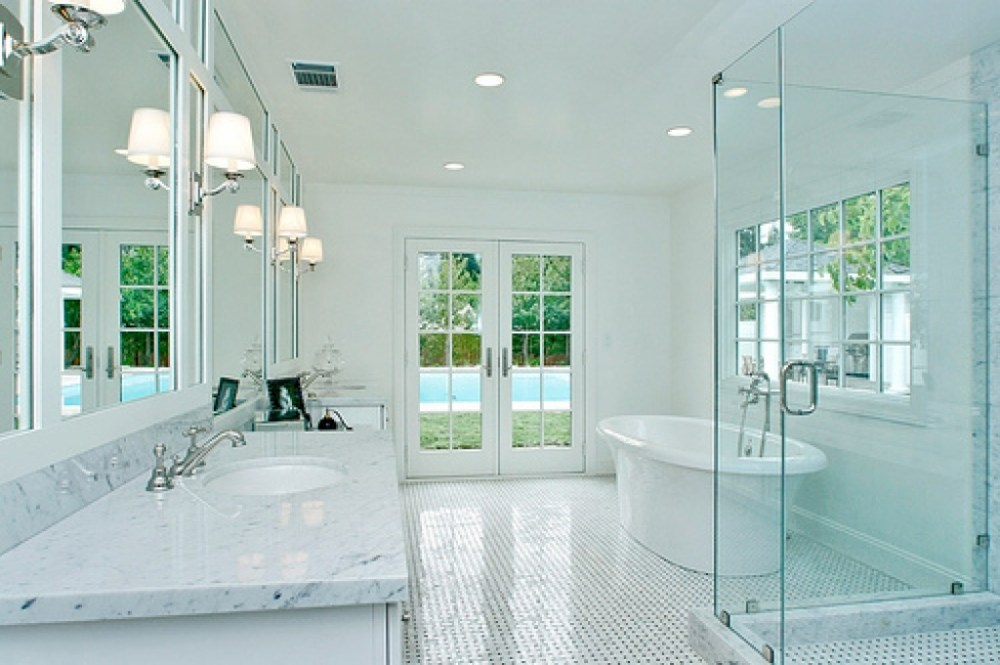 White Bathroom Ideas Photos