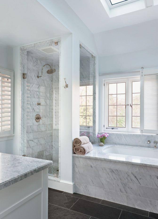 White Bathroom Ideas Pinterest