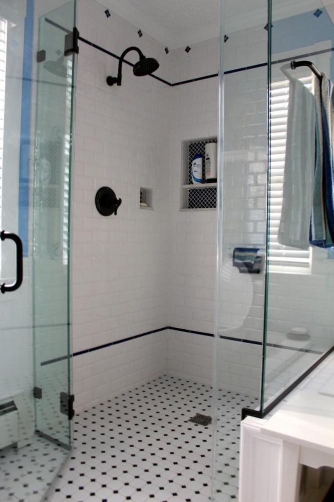 White Bathroom Wall Tile Ideas