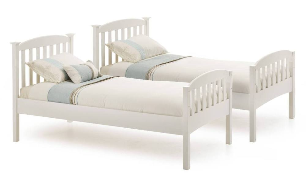 White Bed Frame Twin Target