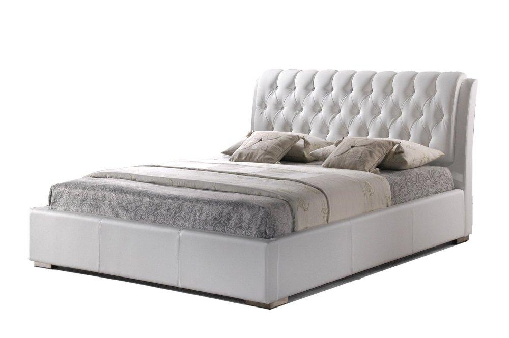 White Bed Frame