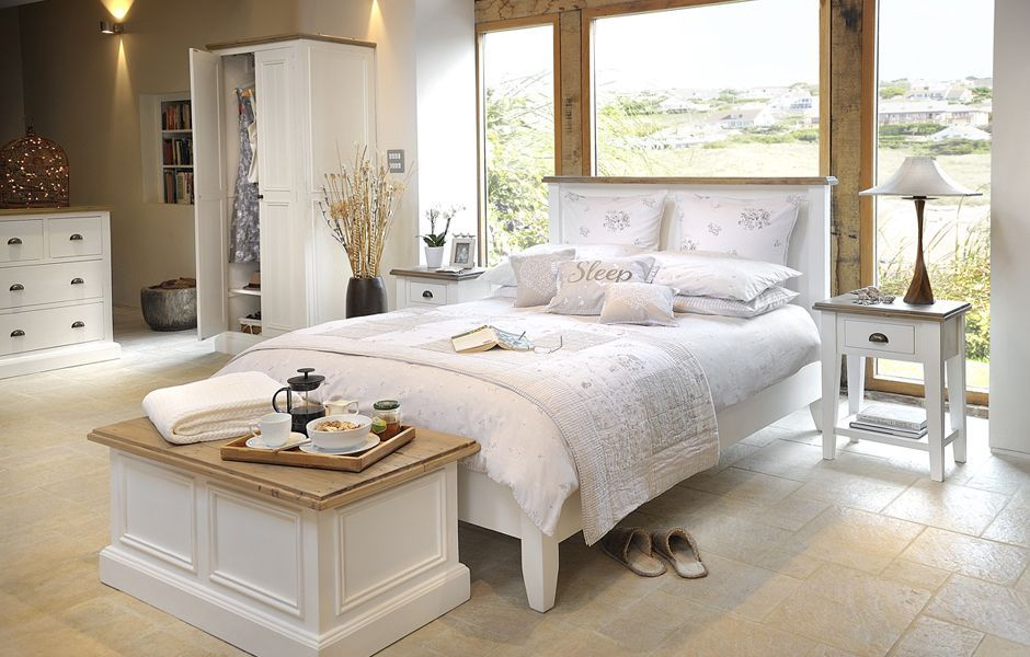White King Size Bed Frame Uk