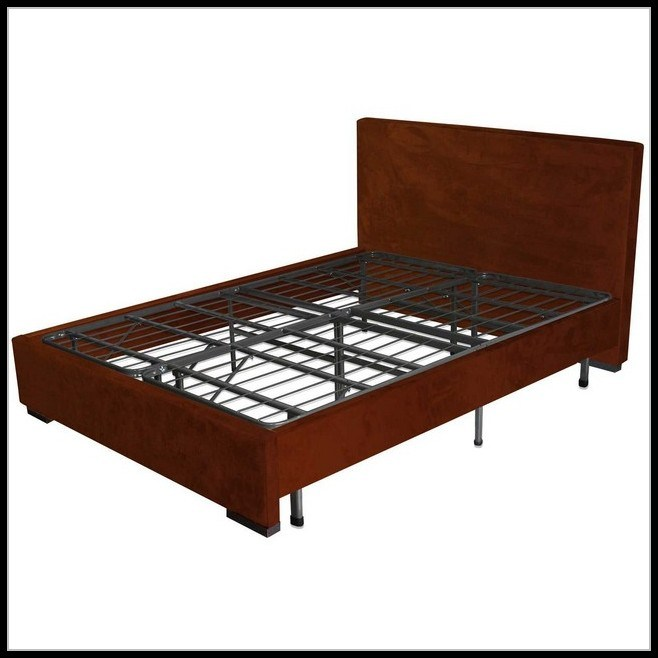 White Twin Bed Frame Target