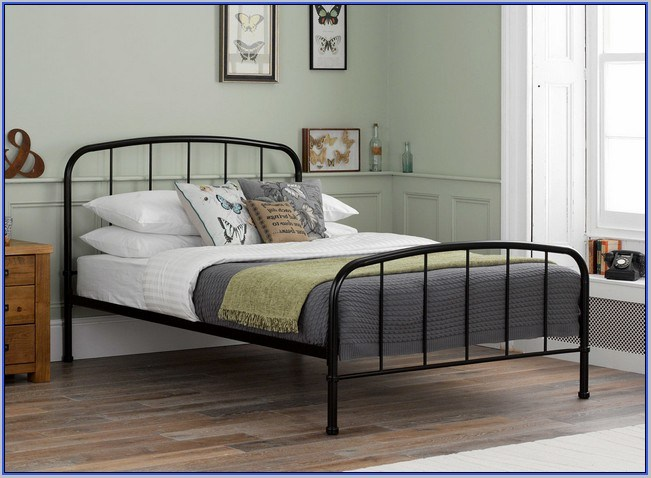 Wire Bed Frame Twin