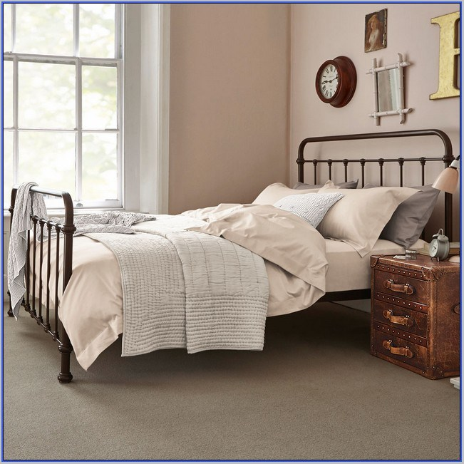 Wire Bed Frame
