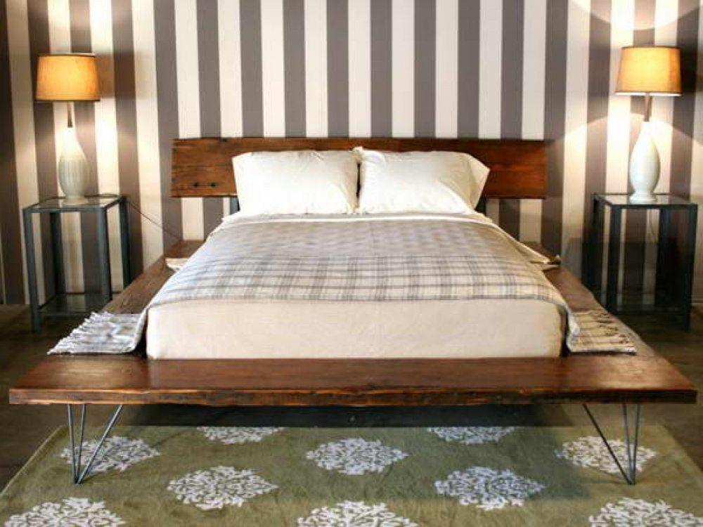 Wood Bed Frames Diy