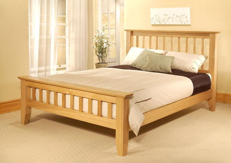 Wood Bed Frames