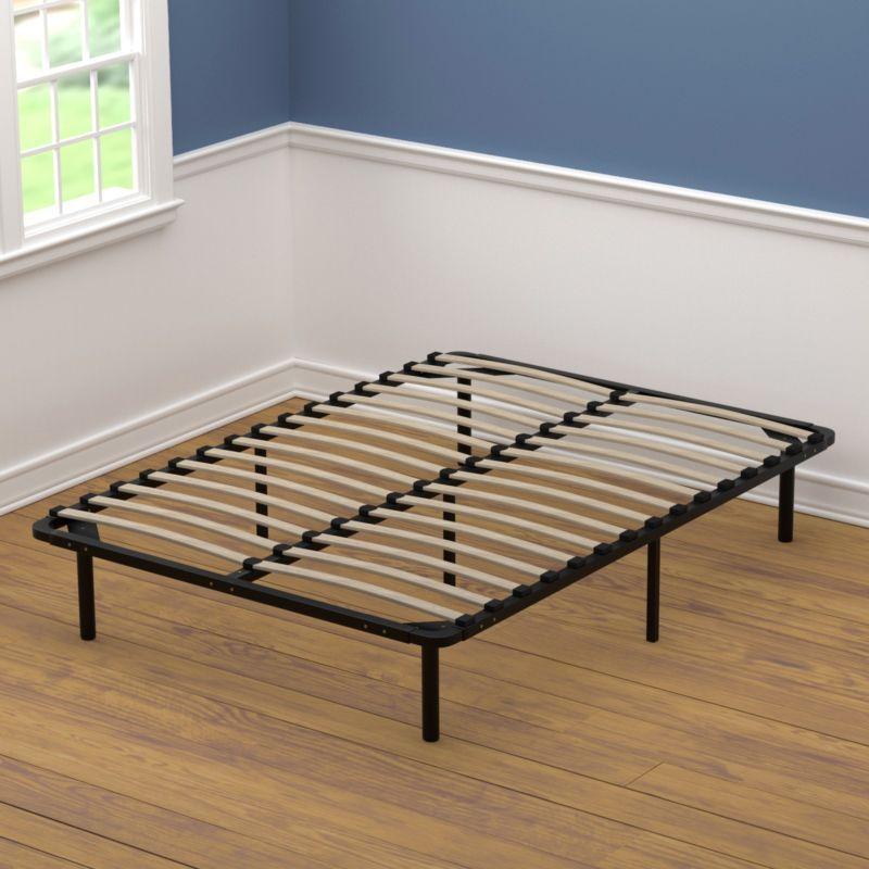 Wood Slat Bed Frame Ikea