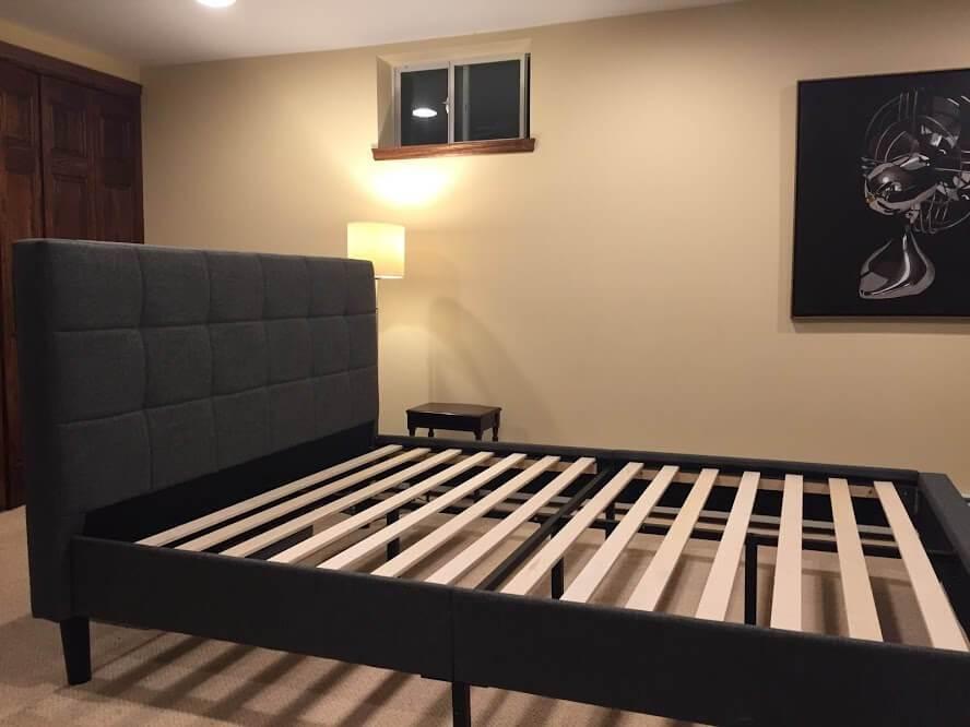 Wood Slat Bed Frame Reviews