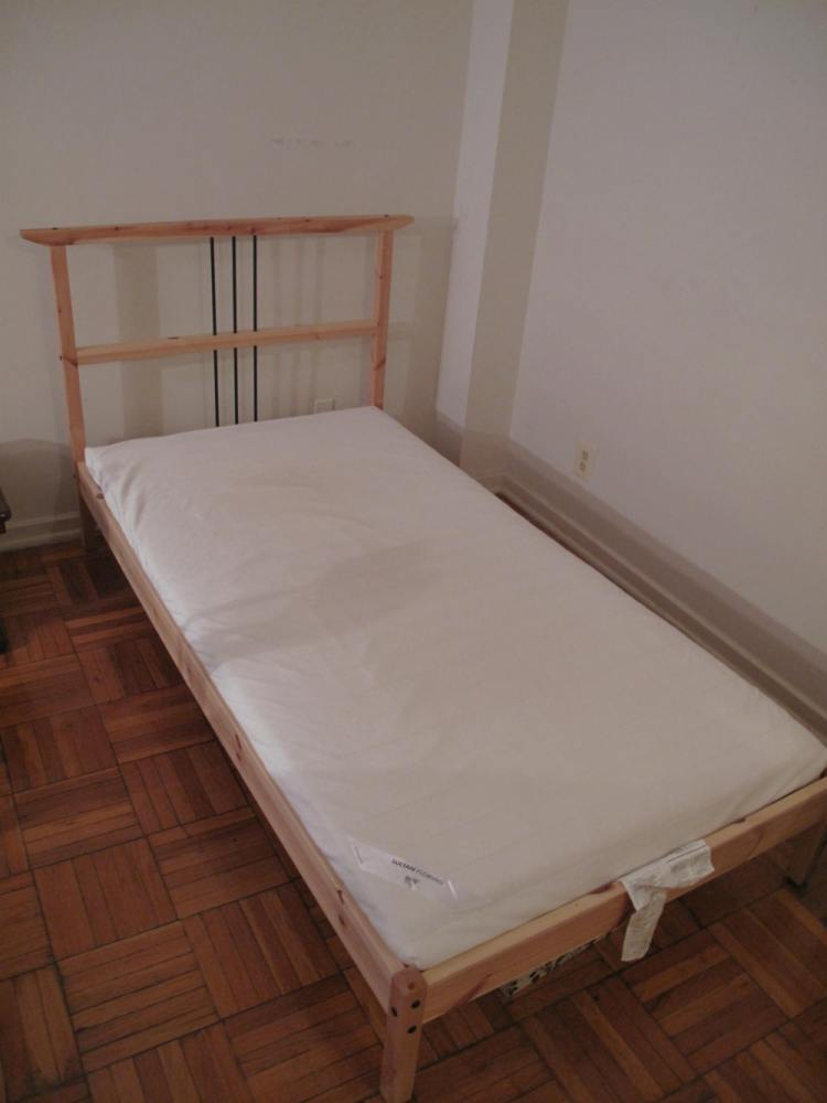 Wood Twin Bed Frame Ikea