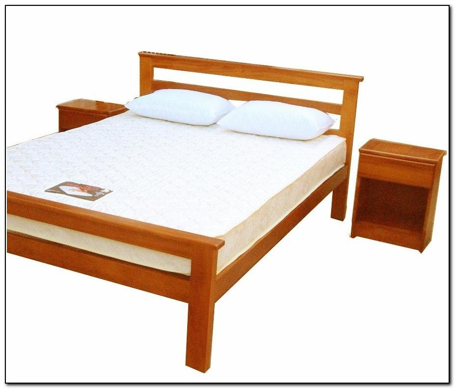 Wood Twin Bed Frame Plans