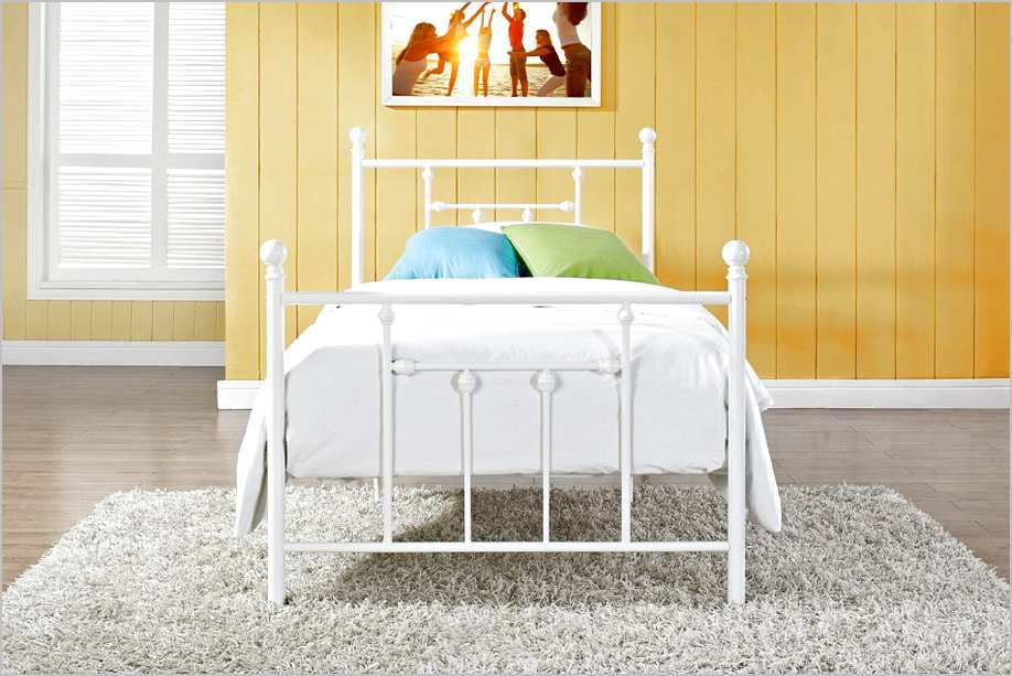 Wood Twin Bed Frame Walmart