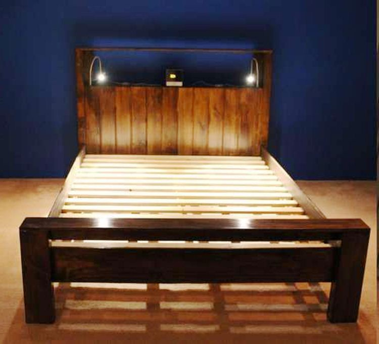 Wooden Bed Frames Diy