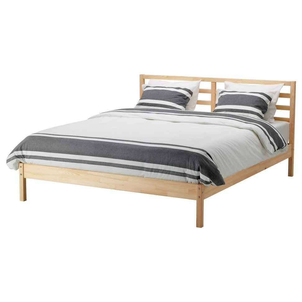 Wooden Bed Frames Ikea