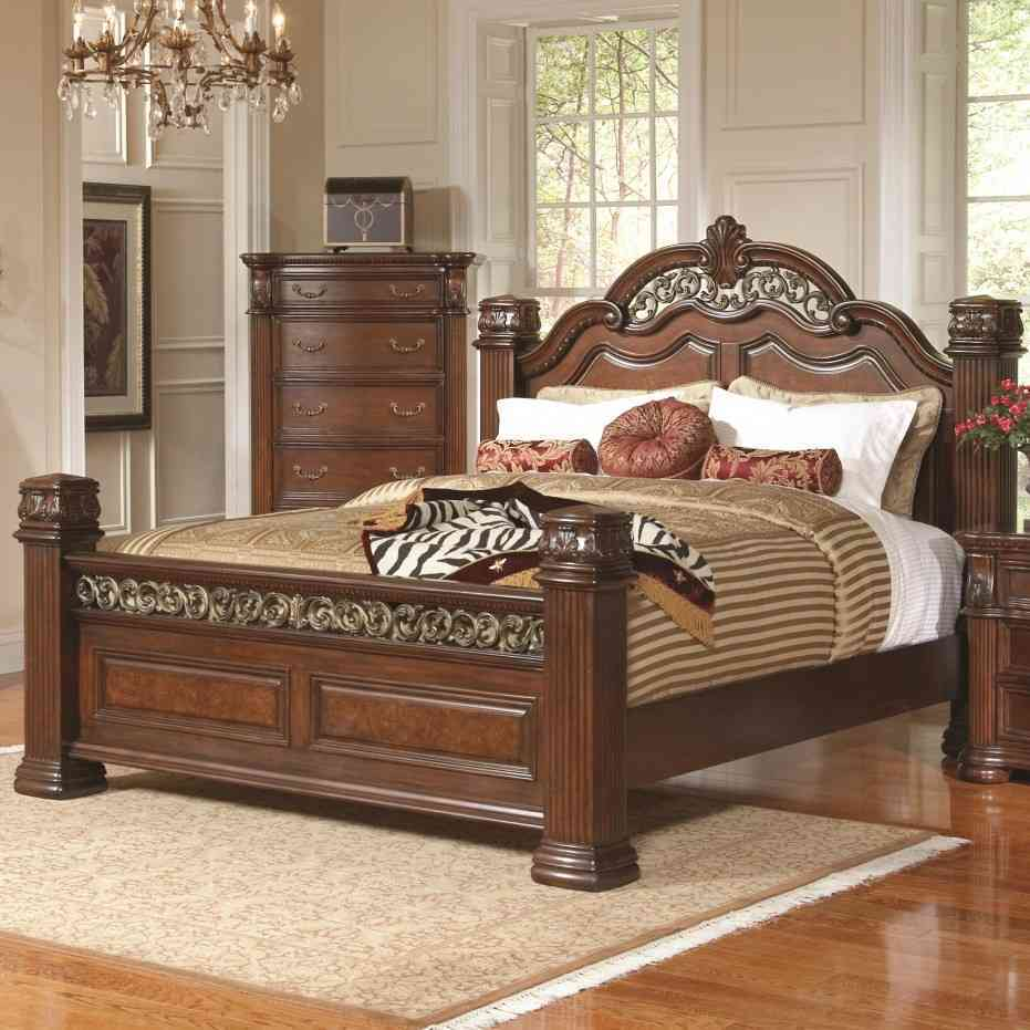 Wooden Bed Frames King