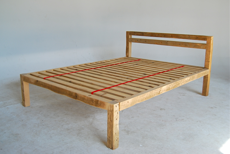 Wooden Platform Bed Frames