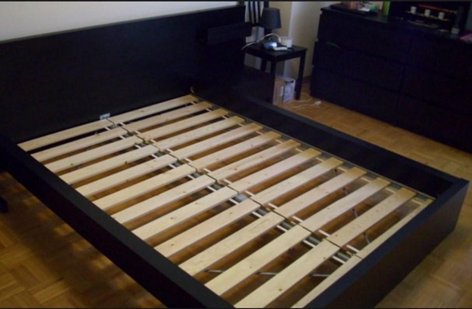Wooden Slat Bed Frame Full