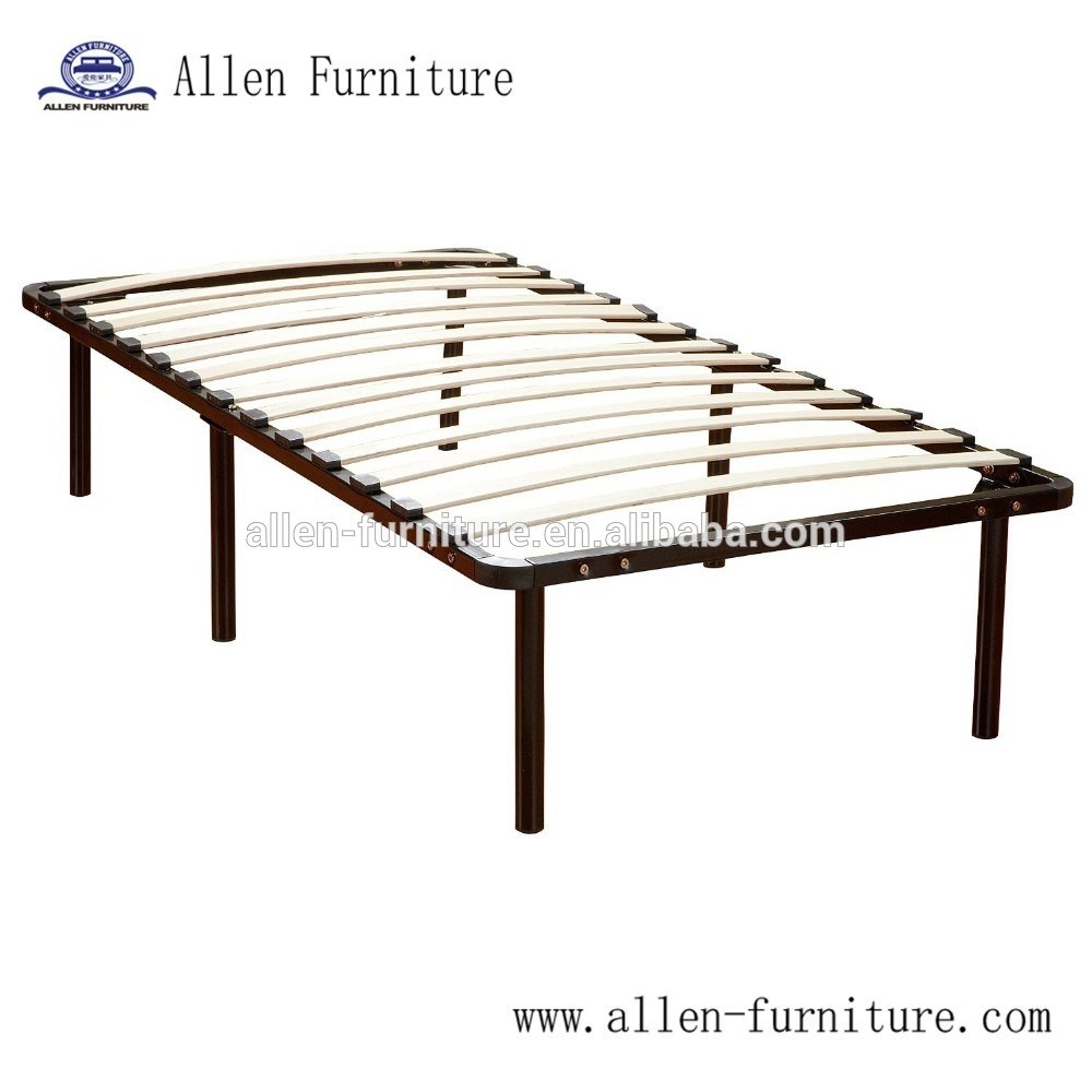 Wooden Slat Bed Frame Twin
