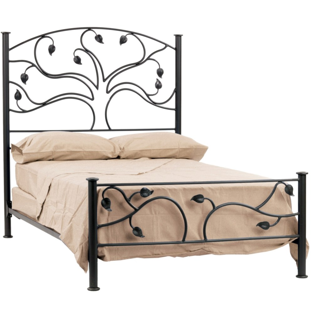 Wrought Iron Bed Frames King Size