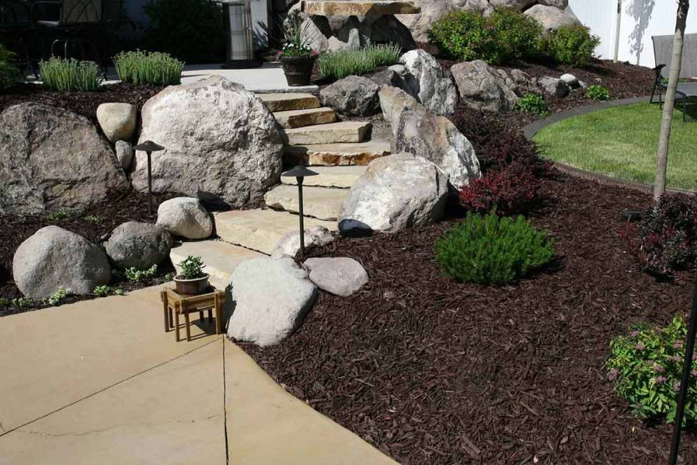 Yard Landscaping Ideas With Rocks