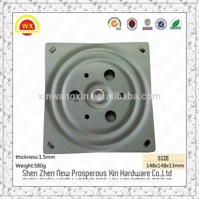 10 Bar Stool Swivel Plate
