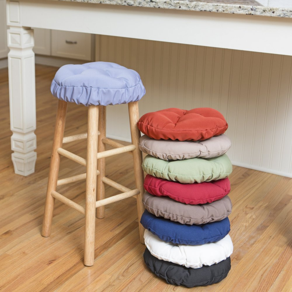 13 Round Bar Stool Cushions