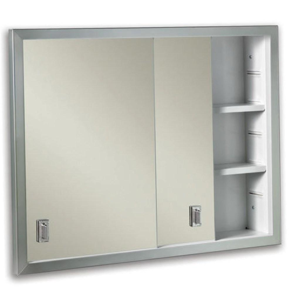 14 X 18 Medicine Cabinet Recessed