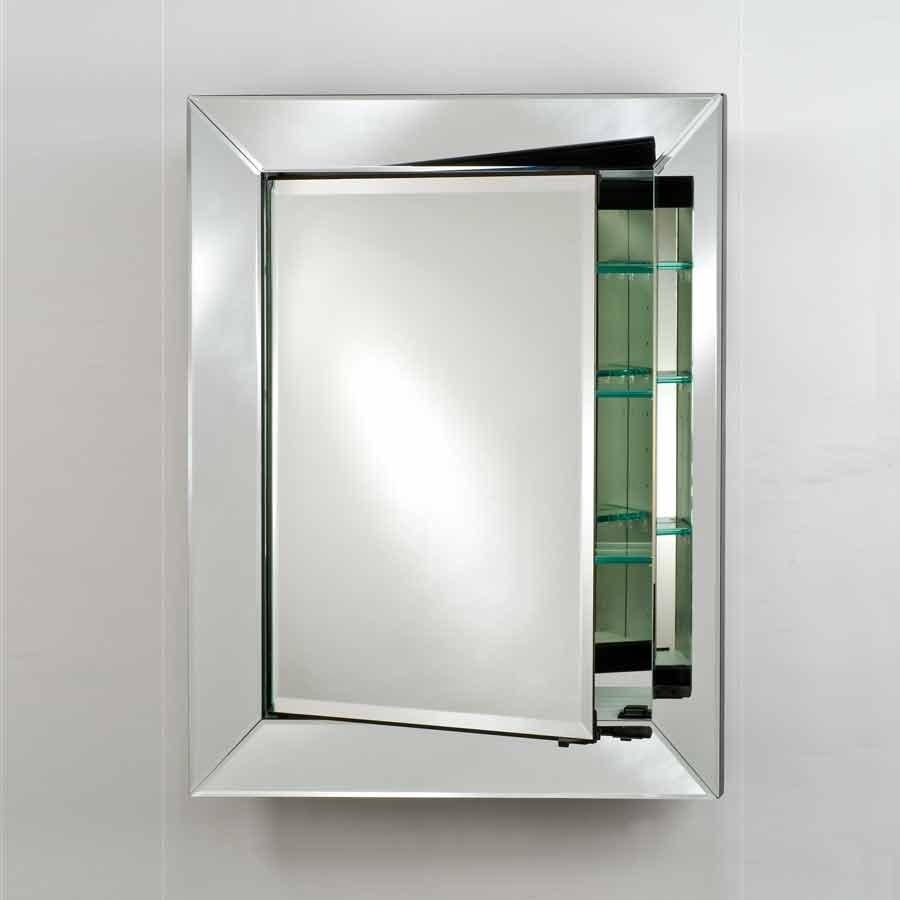 18 Mirrored Medicine Cabinet