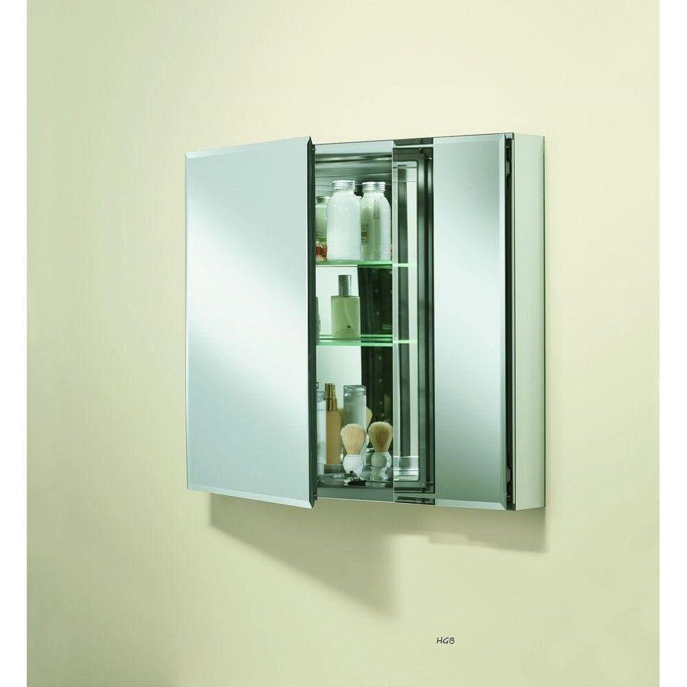 2 Door Medicine Cabinet
