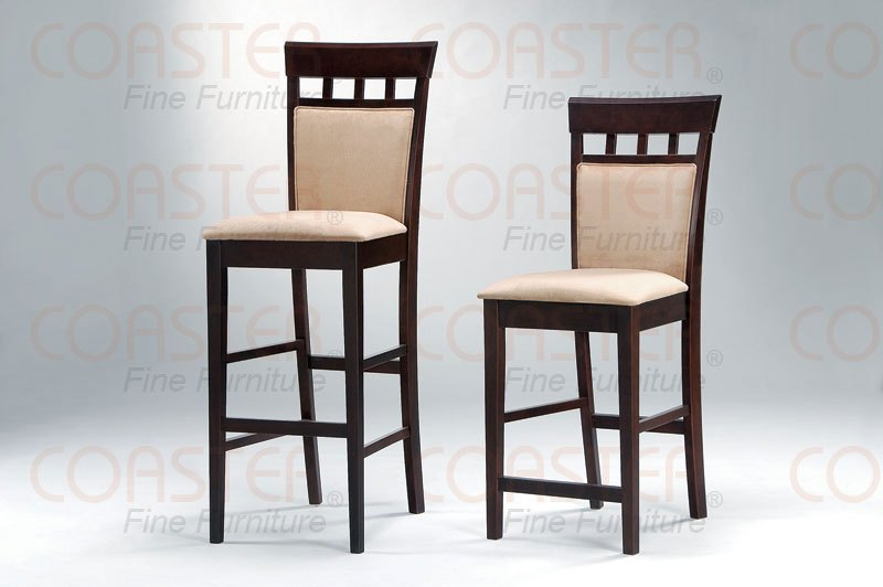 24 Bar Stool With Back
