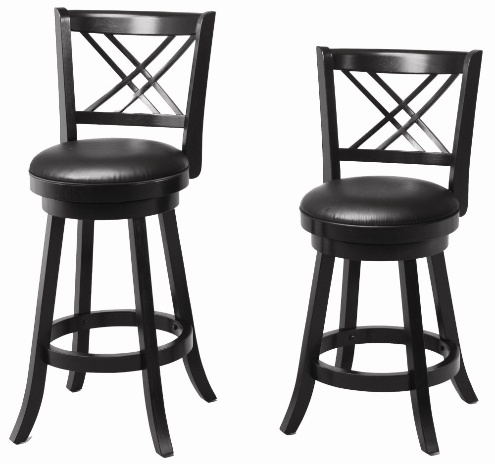 24 Bar Stools Swivel