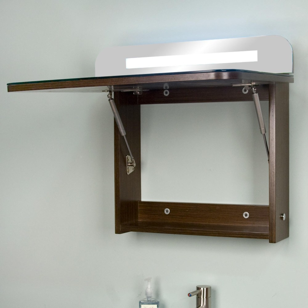 24 Medicine Cabinet With Lighted