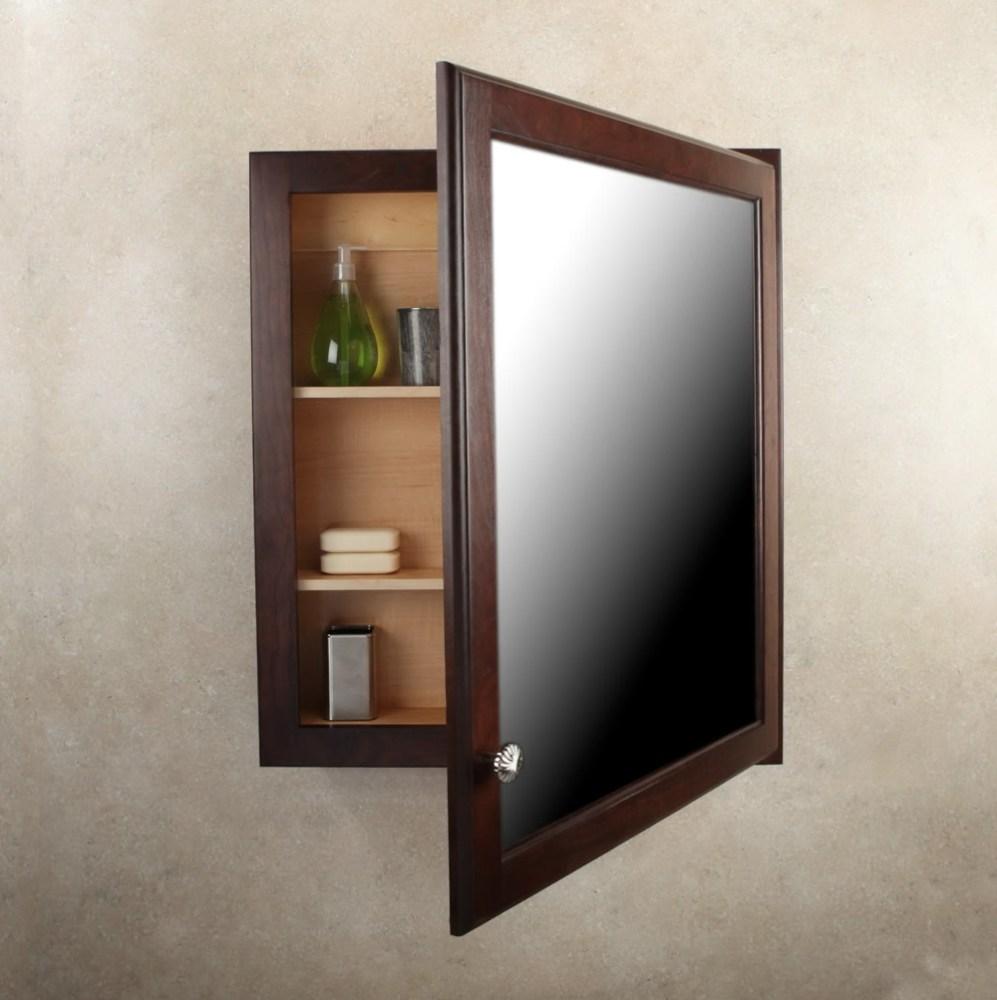 24 Medicine Cabinets Recessed